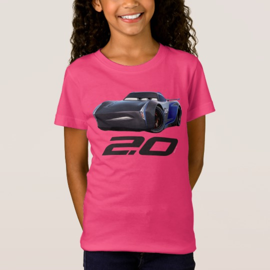 Cars 3 Jackson Storm Storm 2 0 T Shirt Custom Fan Art