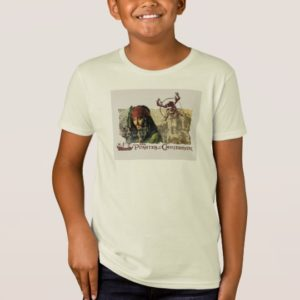 Pirates of the Caribbean Movie Art Disney T-Shirt