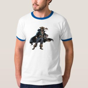 Jack Sparrow Concept Art T-Shirt