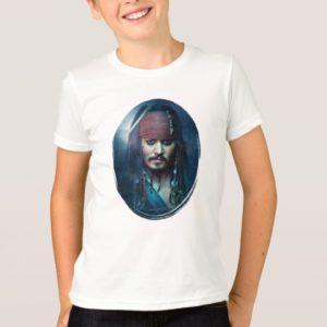 Jack Sparrow Portrait T-Shirt