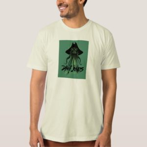 Davy Jones Concept Art Disney T-Shirt