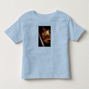 Jack Sparrow Side Face Shot Toddler T-shirt