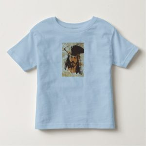Pirates of the Caribbean Jack Sparrow graphic Toddler T-shirt