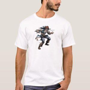 Jack Sparrow Sketch T-Shirt