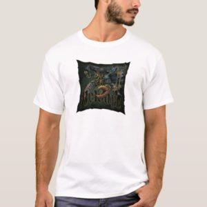 Pirates Of The Carribean Davy Jones Beware Disney T-Shirt