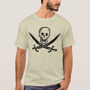 Pirates of the Caribbean 5   High Seas Danger T-Shirt