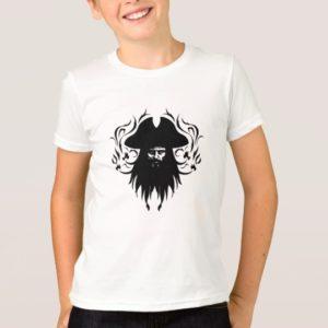 Blackbeard Vector Design T-Shirt
