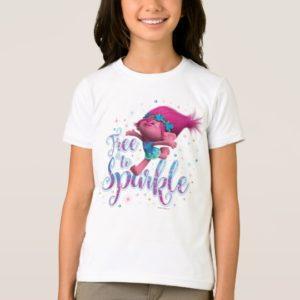 Trolls | Poppy Free to Sparkle T-Shirt