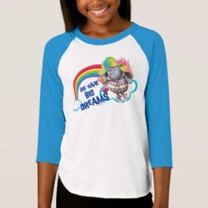 Trolls | Big Hair, Big Dreams T-Shirt
