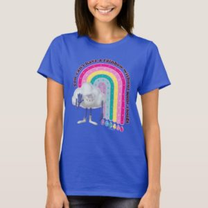 Trolls | Cloud Guy Rainbow T-Shirt