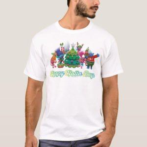 Trolls   Happy Holla Days T-Shirt