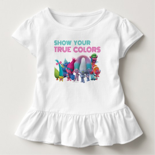 40c3fadea Trolls | Best Troll Friends Toddler T-shirt - Custom Fan Art