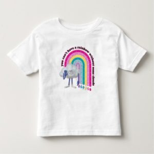 Trolls | Cloud Guy Rainbow Toddler T-shirt