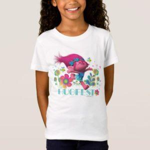 Trolls   Poppy - Hugfest T-Shirt