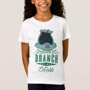 Trolls | Branch - Undercover Hero T-Shirt