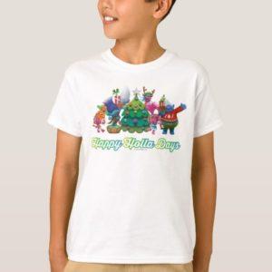 Trolls | Happy Holla Days T-Shirt