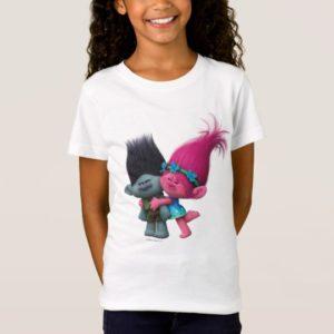 Trolls   Poppy & Branch - No Bad Vibes T-Shirt
