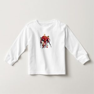 The Incredible Family Disney Toddler T-shirt