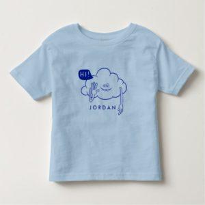 Trolls   Cloud Guy Smiling Toddler T-shirt
