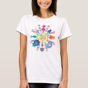 Trolls | Snack Pack Rainbow Sun T-Shirt