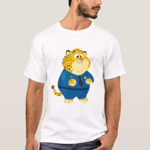 Zootopia   Clawhauser T-Shirt