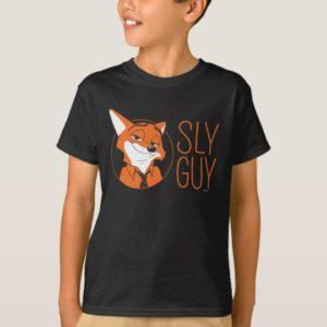 Zootopia   Nick Wilde - Sly Guy T-Shirt