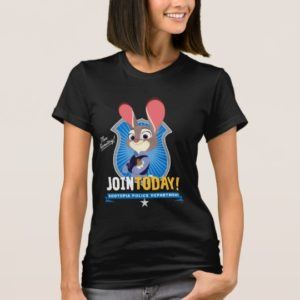 Zootopia | Judy Hopps - Join Today! T-Shirt