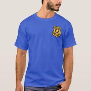 Zootopia   Zootopia Police Badge T-Shirt
