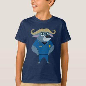 Zootopia | Chief Bogo T-Shirt