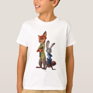 Zootopia | Judy & Nick Best Buddies T-Shirt