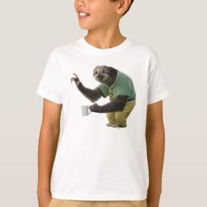 Zootopia   A Working Sloth T-Shirt