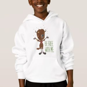 Zootopia | Yax - Be Free with Me Hoodie
