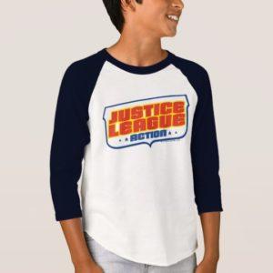 Justice League Action | Color Logo T-Shirt