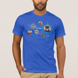 Justice League Action | Stand By For Action T-Shirt