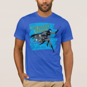 Justice League Action   We Are The Justice League T-Shirt