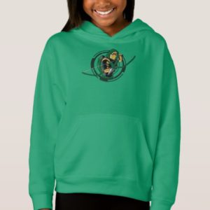 Justice League Action | Green Arrow Character Art Hoodie
