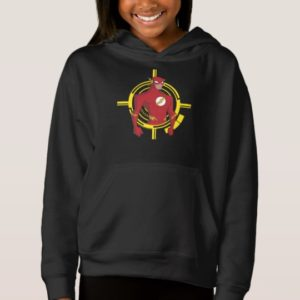 Justice League Action | Flash Character Art Hoodie
