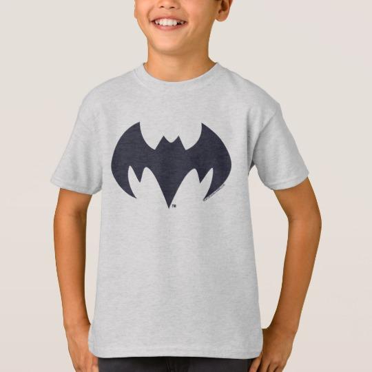 6957971bb Justice League Action | Batman Bat Logo T-Shirt - Custom Fan Art