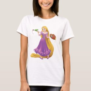 Rapunzel   Painting With Pascal T-Shirt