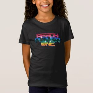 Ready Player One   Rainbow Logo T-Shirt