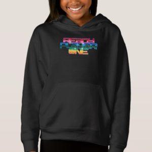 Ready Player One | Rainbow Logo Hoodie