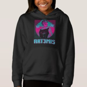 Ready Player One | Art3mis Graphic Hoodie