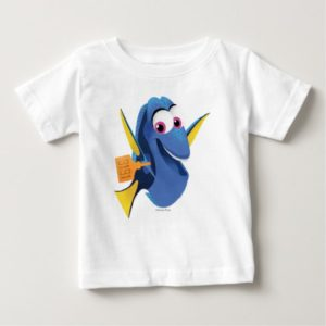 Dory | Finding Who Baby T-Shirt