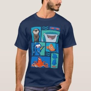 Finding Dory | Group of Characters T-Shirt