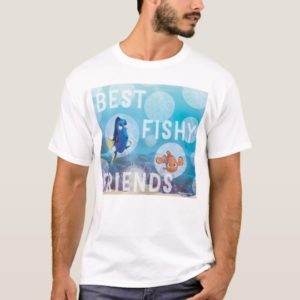 Dory & Nemo   Best Fishy Friends T-Shirt