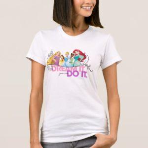 Disney Princesses | Never Give Up T-Shirt