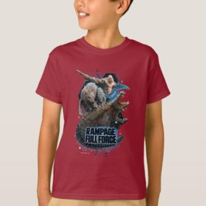 RAMPAGE | FULL FORCE T-Shirt