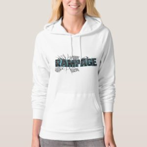 RAMPAGE   Subject Graphics Hoodie
