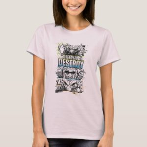 RAMPAGE   Ready to Destroy T-Shirt