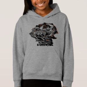 RAMPAGE | Three is Not a Crowd Hoodie